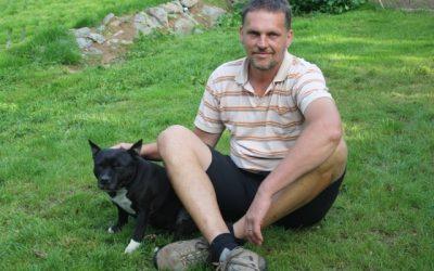 František Šusta, velmi známý, sympatický chovatel a trenér zvířat